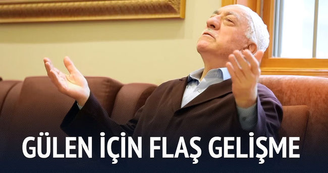 Fethullah Gülen için hazırlanan iddianame onaylandı