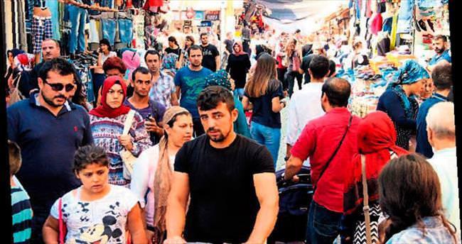 İzmir'de bayram telaşı