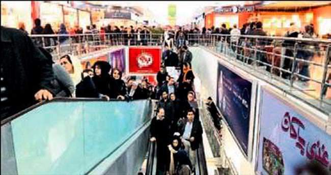 İran'da pazarın yerini AVM aldı