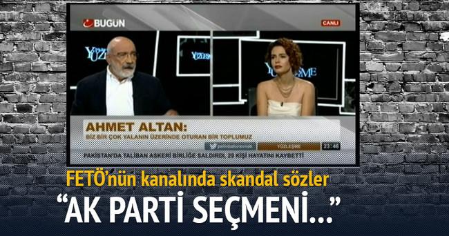 AK Parti'ye oy verenler için küstah sözler