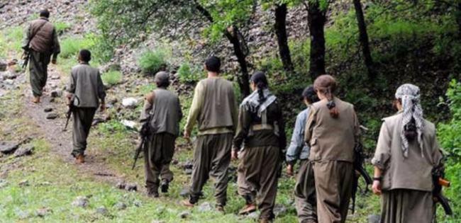 PKK'lılar askeri birliğe saldırdı