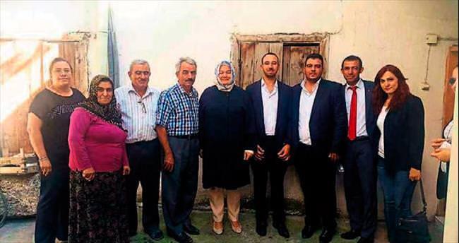 Bakan Gürcan'ın mutlu günü