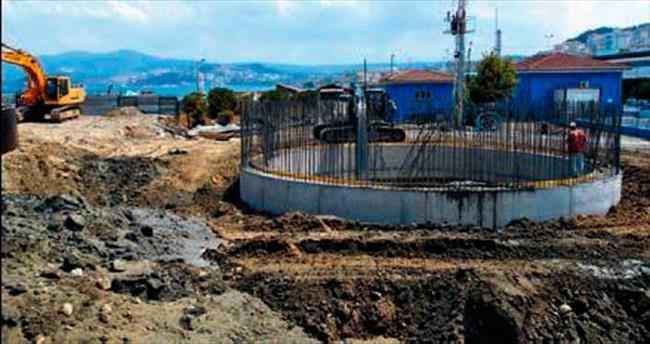 Mudanya'nın atık sularına BUSKİ'den köklü çözüm