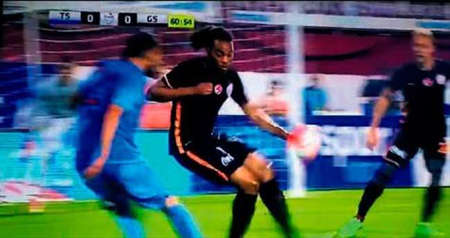 Trabzon'dan penaltı isyanı