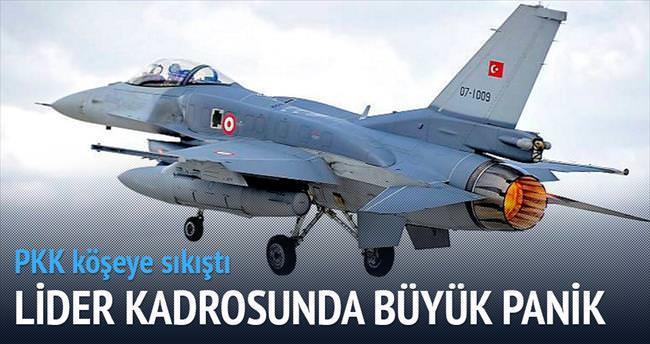 PKK'da büyük panik