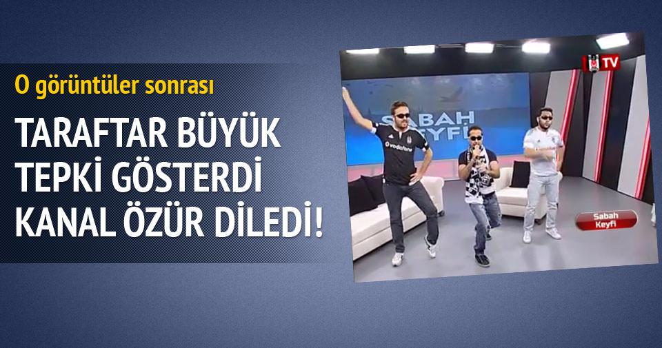 Beşiktaş taraftarını çıldırtan yayın!