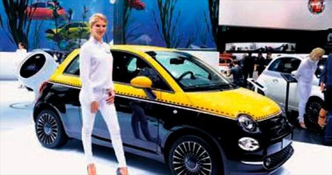 Fiat 500 haftaya Türkiye'de