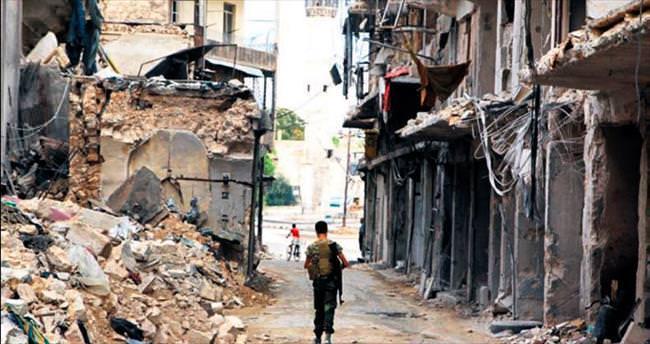 75 eğitimli muhalif daha Halep'e geçti
