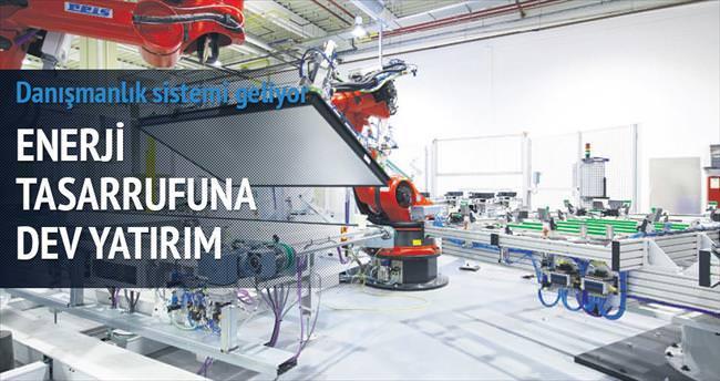 Enerji tasarrufuna 4 yılda 10 milyon euroluk yatırım