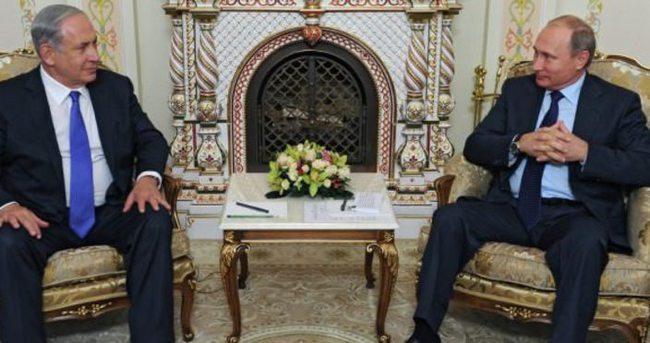 Putin Netanyahu'ya söz verdi