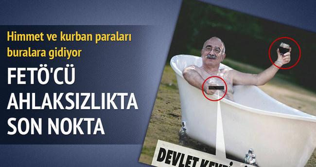 Nokta'dan Sevan Nişanyan ahlaksızlığı!