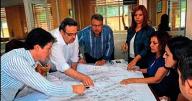 Yunusemre'de çalışmalar hızlandı