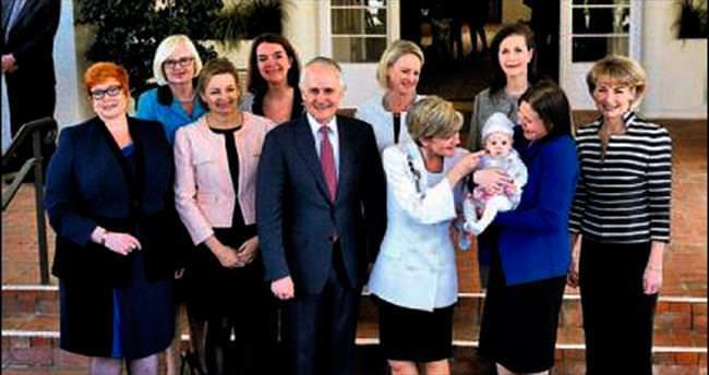 'Kabinedeki kadın bakan sayısı az bile'