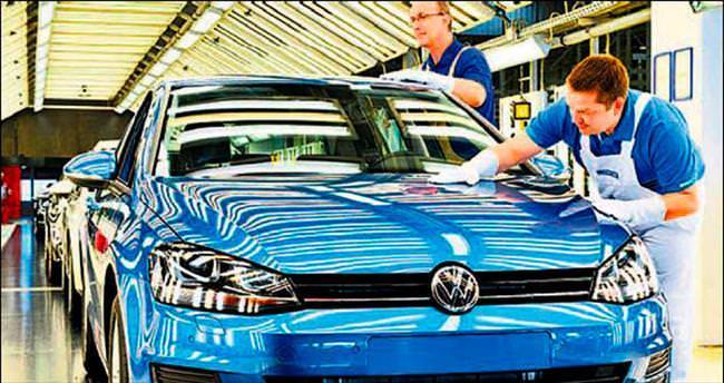 Volkswagen'e büyük darbe