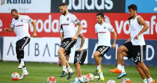 Beşiktaş ara vermedi