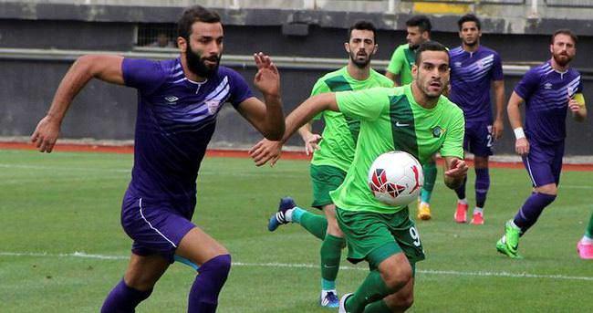 Akhisar 2 golle turladı