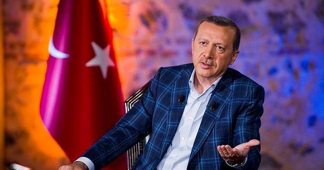 Erdoğan: 'Bunların önüne bu metin nereden geldi?'