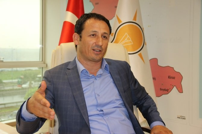 (Özel) AK Parti İzmir'de Skm Seçime Hazır