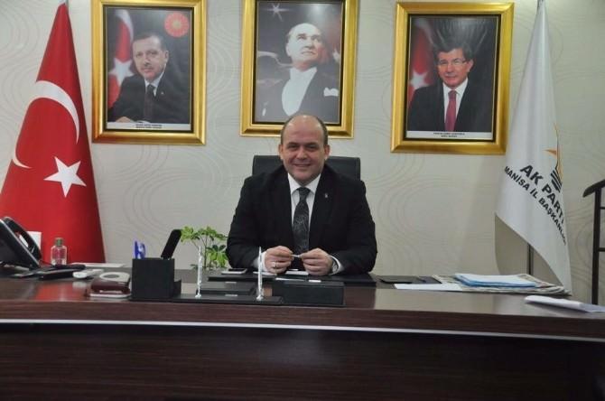 AK Partili Gürcan'dan Kurban Bayramı Mesajı
