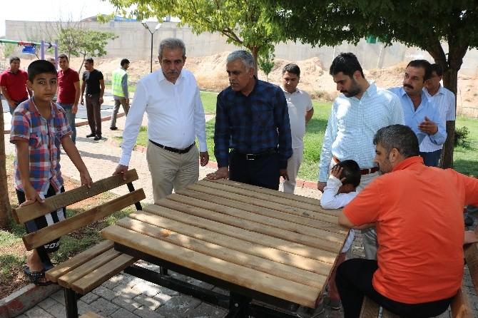 Başkan Demirkol, Karşıyaka Mahallesi'nde Denetimlerde Bulundu