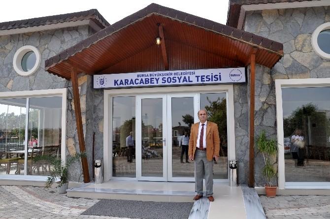 Burfaş Karacabey'de Hizmet Vermeye Başlıyor