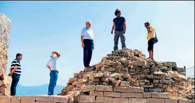 Rhodiapolis kazısı için sezon molası