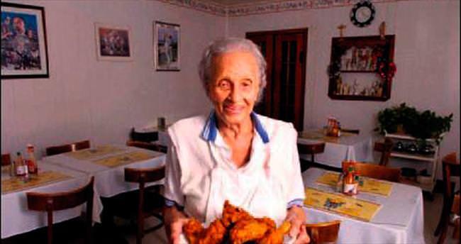 ABD'li ünlü aşçı 99 yaşında öldü