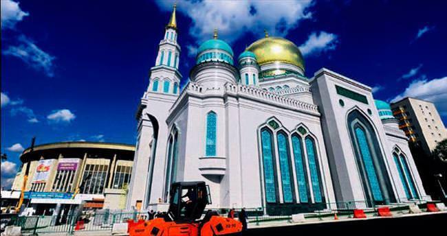 Ve Moskova Camisi bugün açılıyor