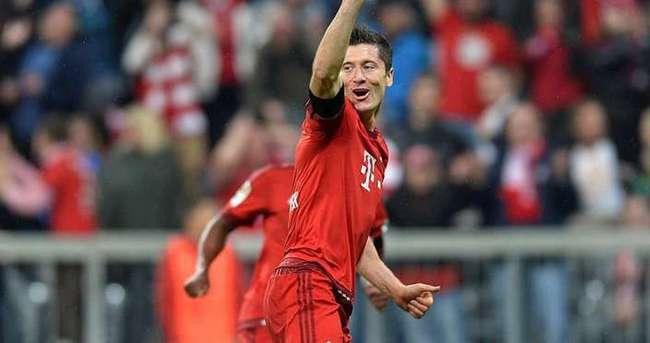 Lewandowski çılgınlığı