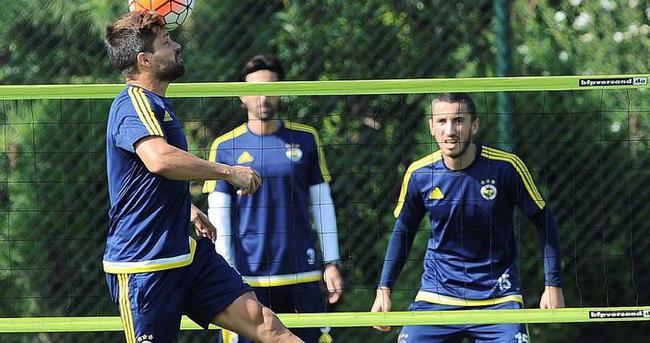 Fenerbahçe'de Diego ve Ba sevinci