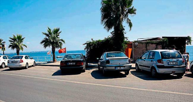 Antalya plakalı araç azınlıkta kaldı