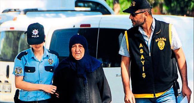 65'lik yankesici nineye ev hapsi cezası verildi
