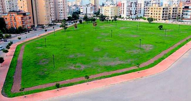 Boş alanlar kente kazandırılıyor
