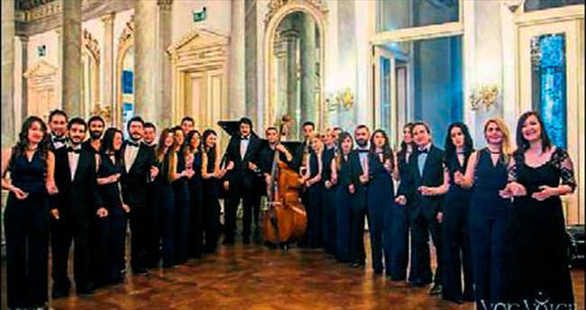 Mozart Akademi vokallerini arıyor