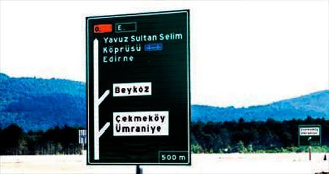 Kuzey Marmara'da tabelalar tamam