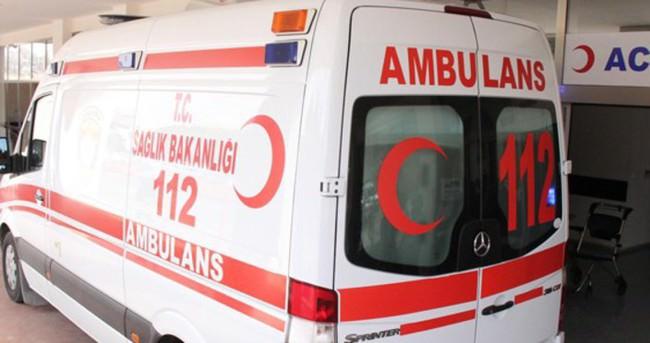 Ambulans şoförümüzü şehit etmişler