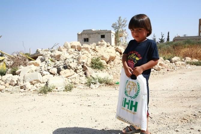 İHH'dan Suriye'ye 1400 Kurban Hissesi