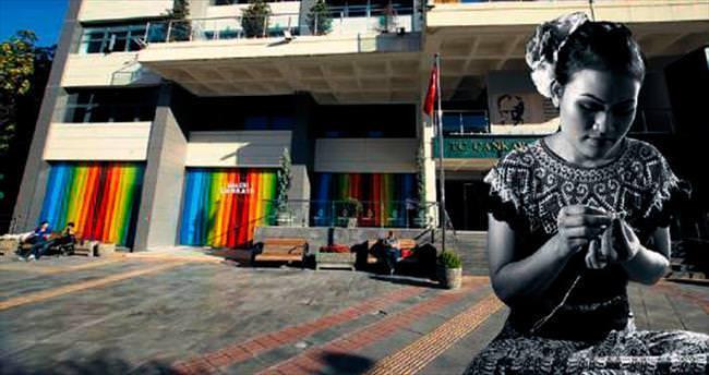 Galeri Çankaya kapılarını Malezya'ya