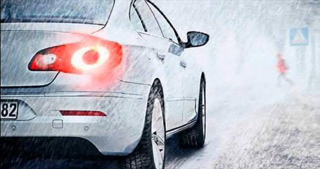 Aracınızı kışa hazırlayın yolculuklar keyifli geçsin