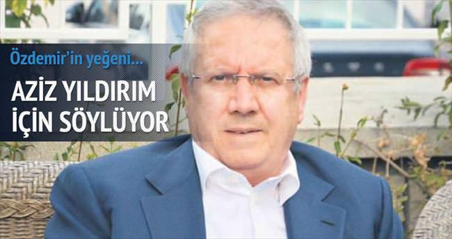 Aziz Başkan için 'Mihriban'ı söylüyor