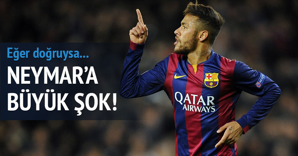 Neymar'ın mal varlığına el konabilir