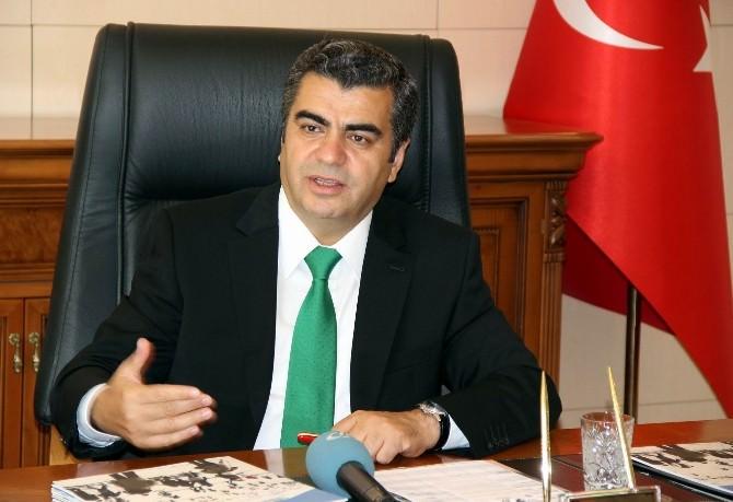 Kayseri'ye Özgü Şehir Logosu Olacak