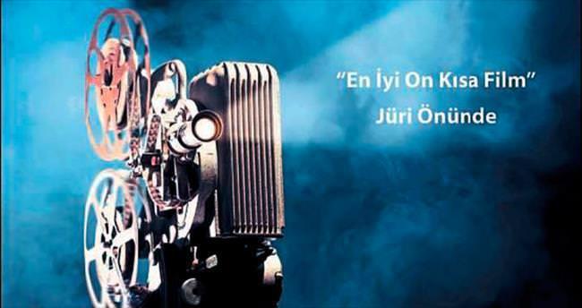 Birincilik kazanmış olan kısa filmler jüri önünde