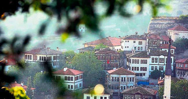 Başkentliler Safranbolu'yu sevdi