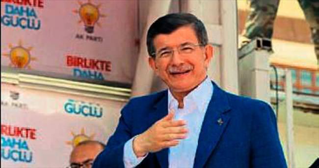 Davutoğlu, 8 Ekim'de Manisa'ya geliyor