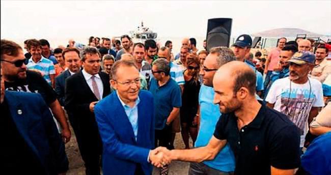 Marmara'da 'deniz taksi' dönemi