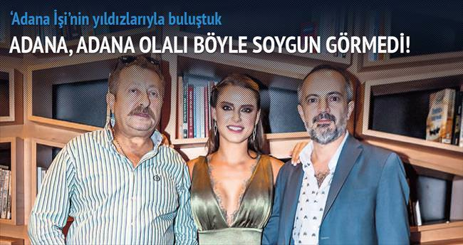Adana, Adana olalı böyle soygun görmedi!