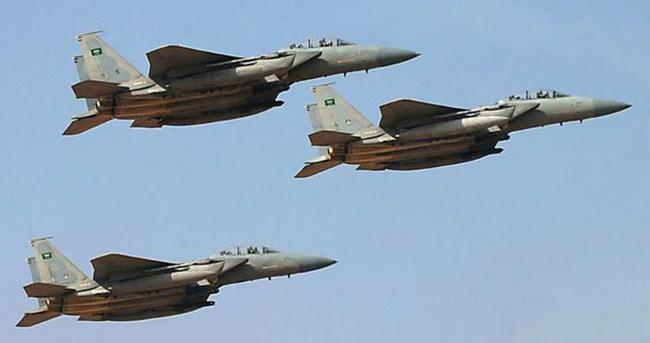 Savaş uçakları bombaladı: 25 ölü