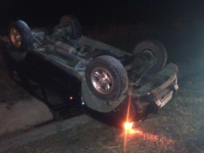 Başkent'te Bayram Dönüşü Trafik Kazaları: 9 Yaralı