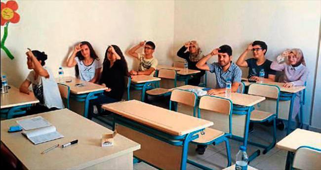 İşitme engelliler için işaret dili kursu açıldı